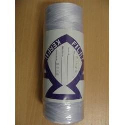 Bobine de fil en Polyamide Câblé 210/09, Blanc (Long. : 1063 mètres environ)