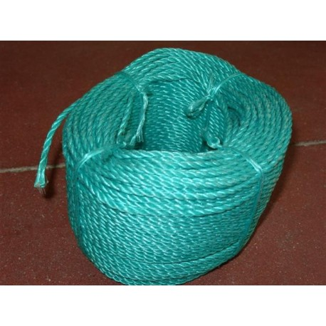 Corde en Polypropylène Cablé 4 mm