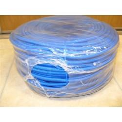Sandow Supérieur Ø 8 mm, Bleu uni, en bobine de 100 mètres