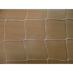 Filet en Polyamide, blanc, Mailles 100 mm, Fil Ø 3 mm, non ralingué