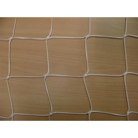 Filet en Polyamide, blanc, mailles 100 mm, fil Ø 3 mm