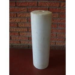 Flotteur pour Boque, Blanc, Longueur : 54 cm, Ø 16 cm, Trou Ø 3.5 cm