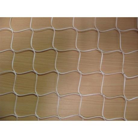 Filet en Polyamide, blanc, mailles 50 mm, fil Ø 2 mm