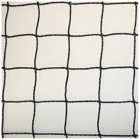 Filet de volière, Mailles 50 mm, fil Ø 1.8 mm + cordage cousu