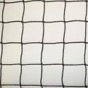 Filet de volière, Mailles 50 mm, fil Ø 1.8 mm + cordage 3 mm cousu
