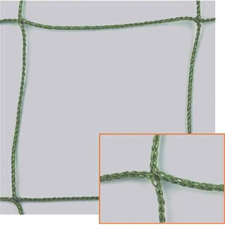 Filet Pare-Ballons, Mailles 100 mm, Ø 2,5 mm, vert