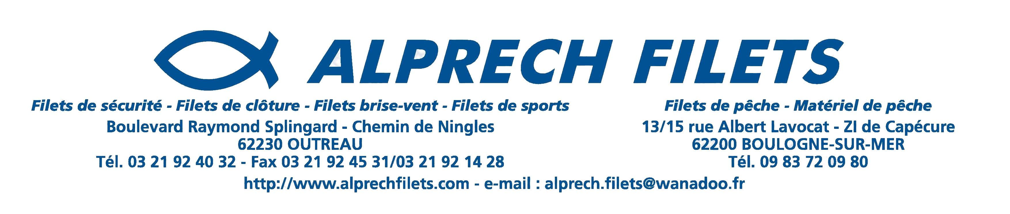 Alprech Filets - Le spécialiste du Filet